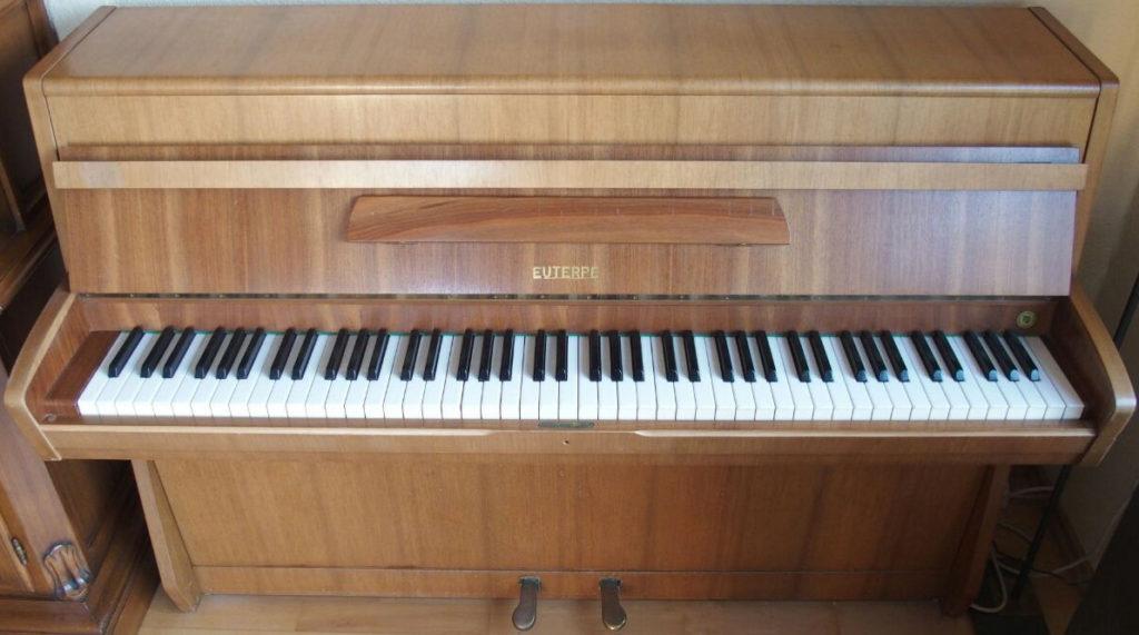 So wurden andere Klaviere